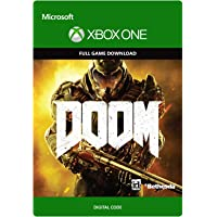 Doom for Xbox One Digital Code by Bethesda Softworks