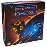 Roll for The Galaxy Board Game (Color: Multi-colored)