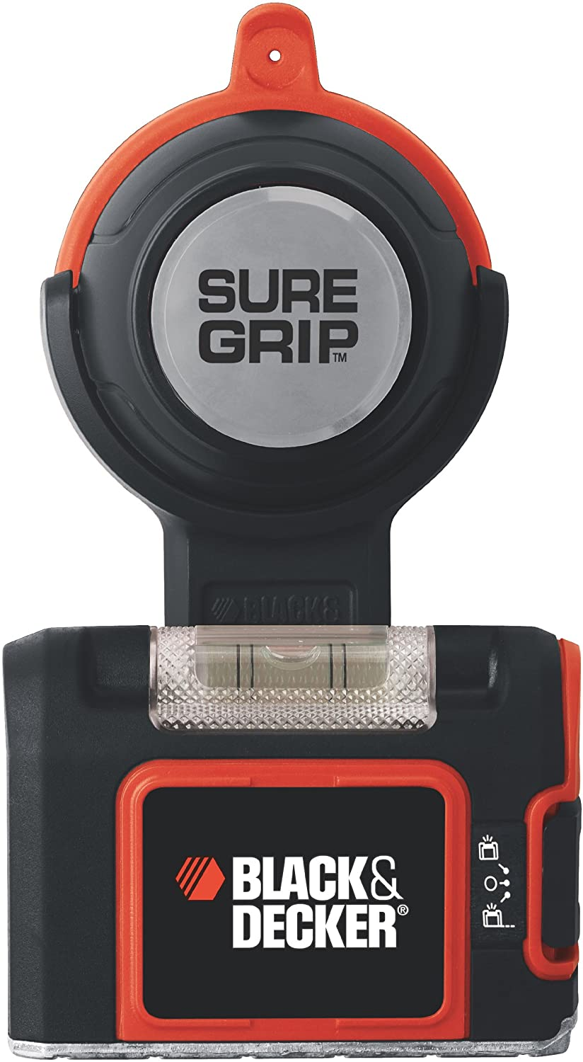 black and decker laser level
