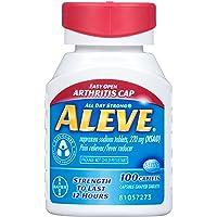 Aleve Arthritis Pain Reliever / Fever Reducer Caplets (100ct)