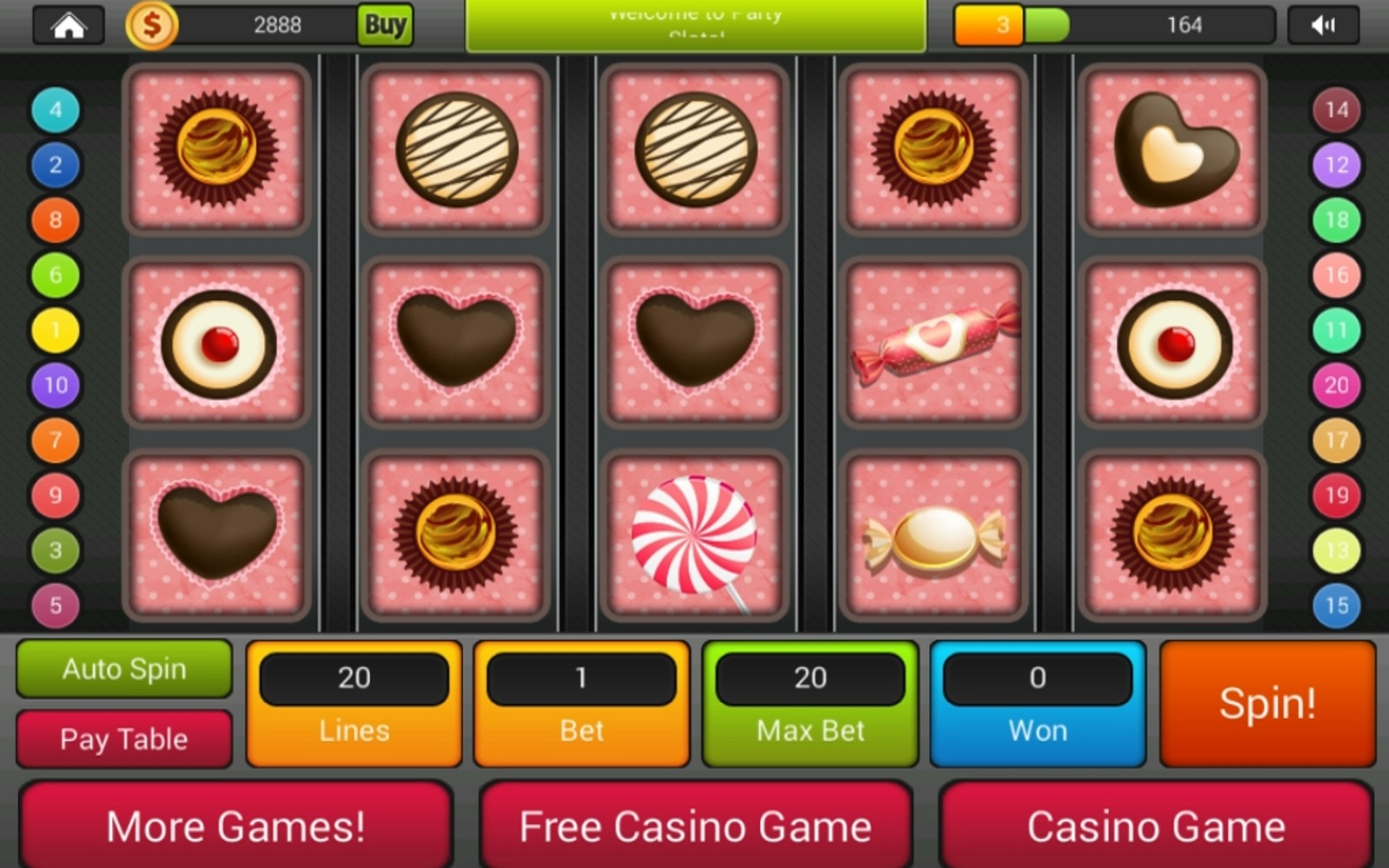 Jackpot slots trick