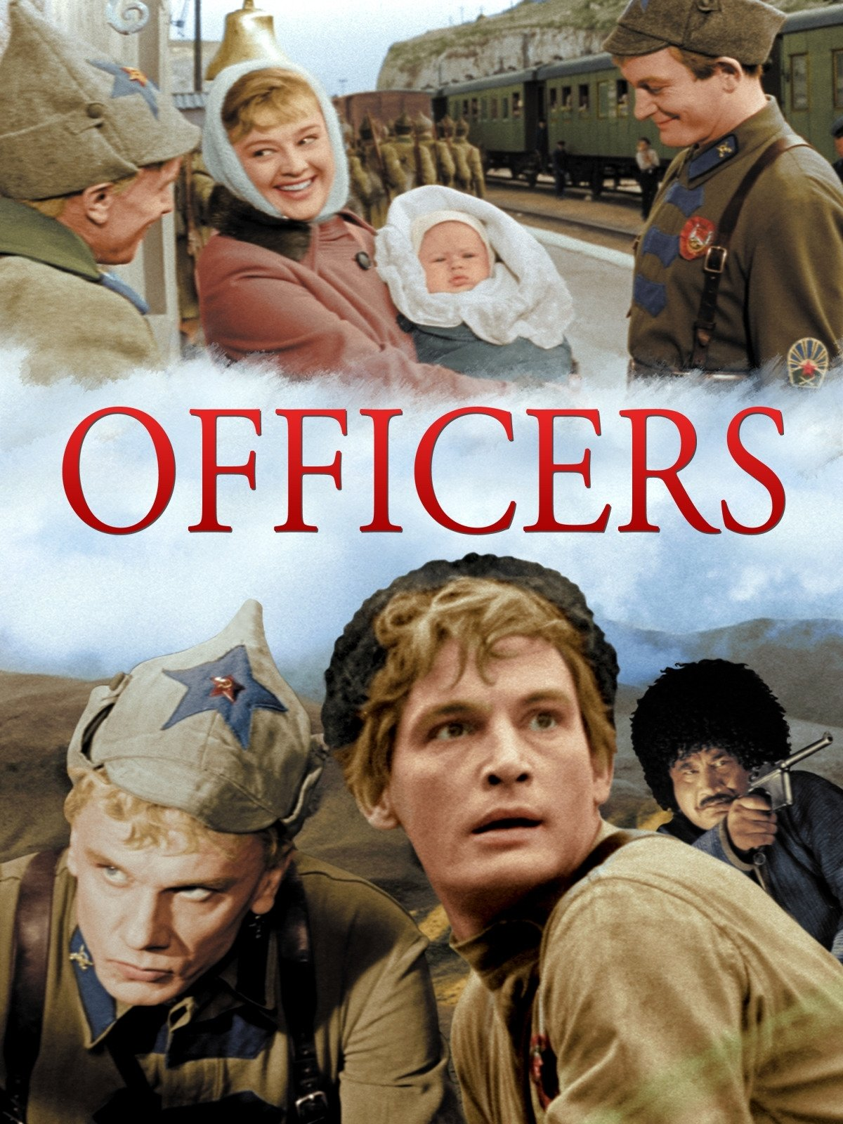 Officers (English Subtitled)
