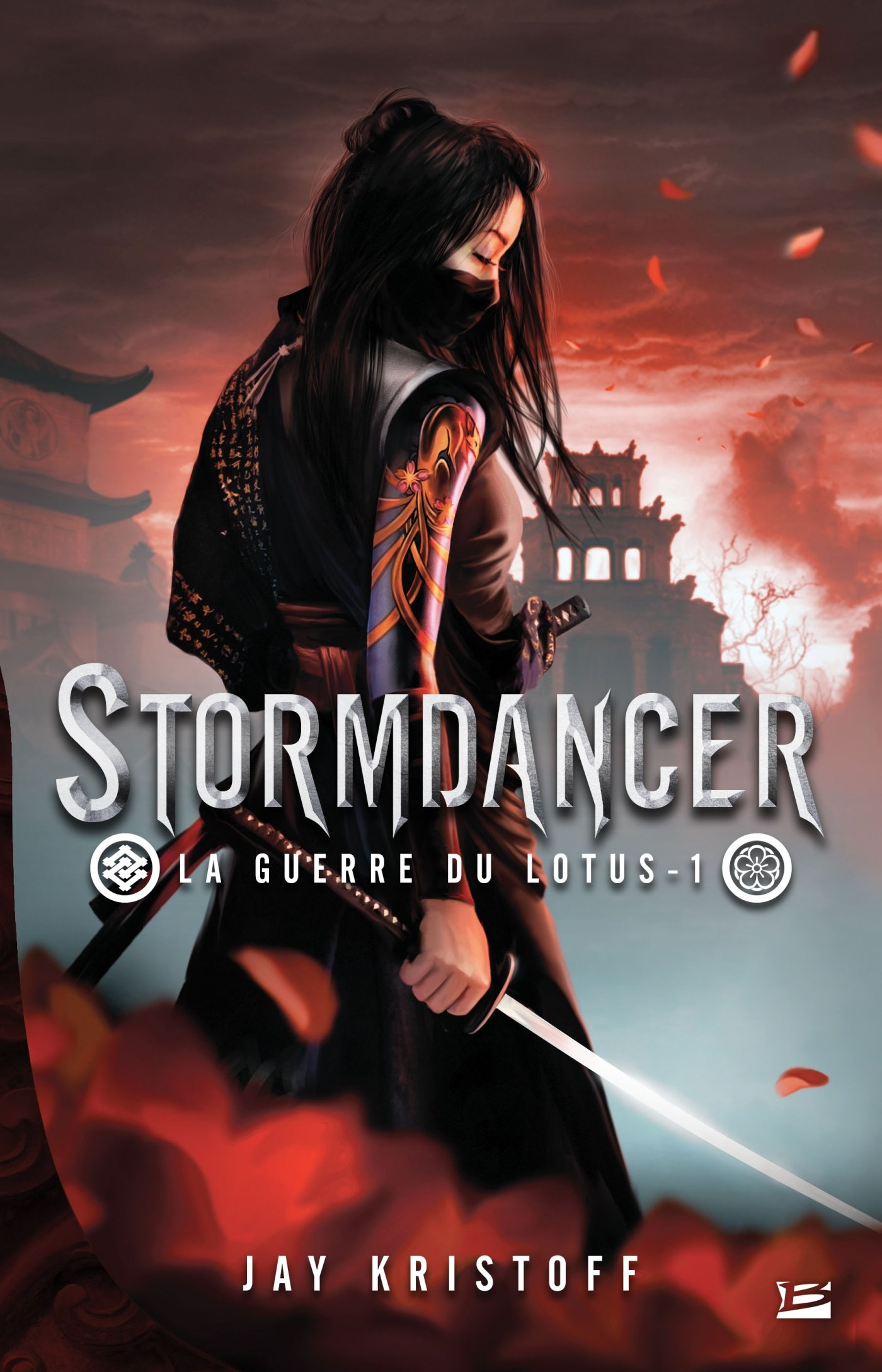 Stormdancer La guerre du lotus