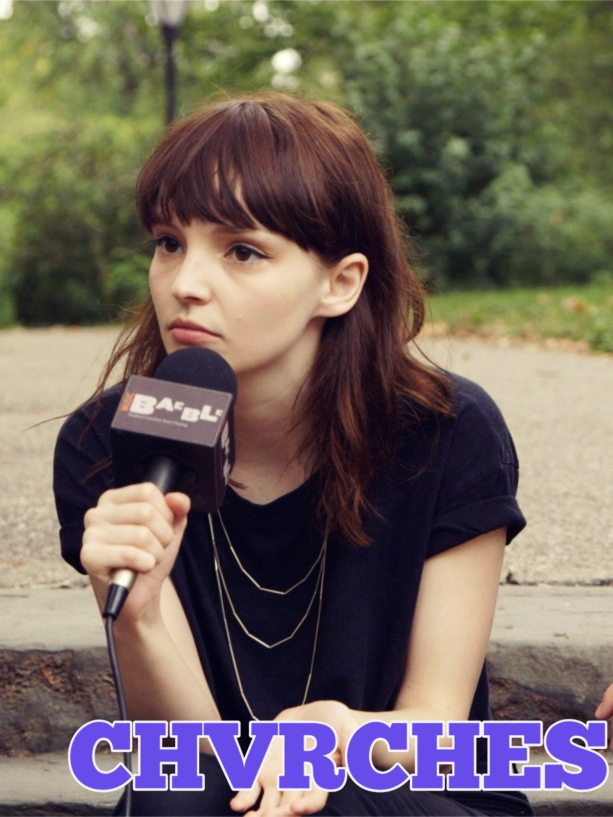 CHVRCHES: Behind The Scenes