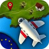 GeoFlug Europa: Spa� am Lernen der europ�ischen Geografie