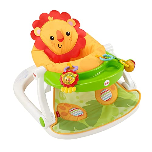 Fisher-Price Sit-Me-Up Floor Baby Seat with Activity Tray