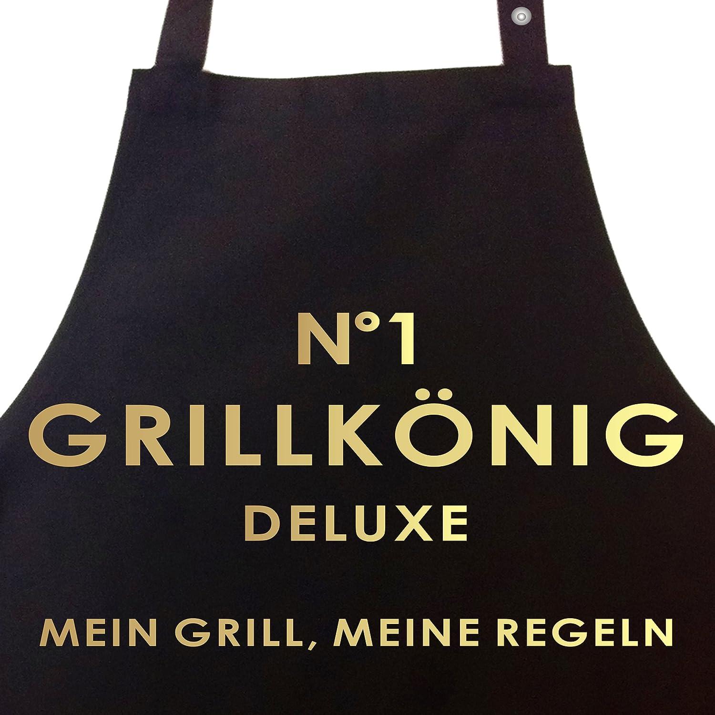 N1 GRILLKOENIG Grillschuerze