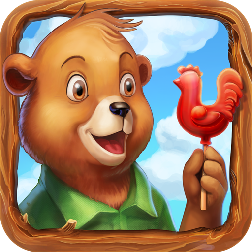 Goldilocks and the three bears: WonderBook!