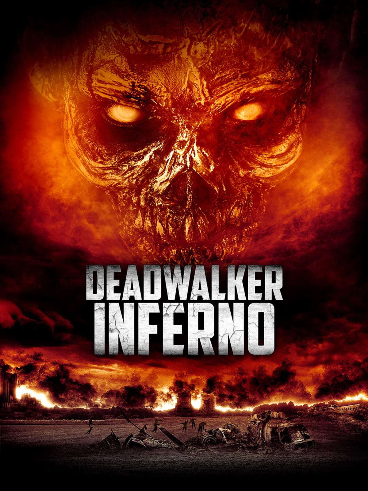 Deadwalker Inferno (English Subtitled) on Amazon Prime Video UK