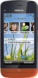 Nokia C503 Smartphone 3,2 Zoll burned orange  Kritiken und weitere Informationen