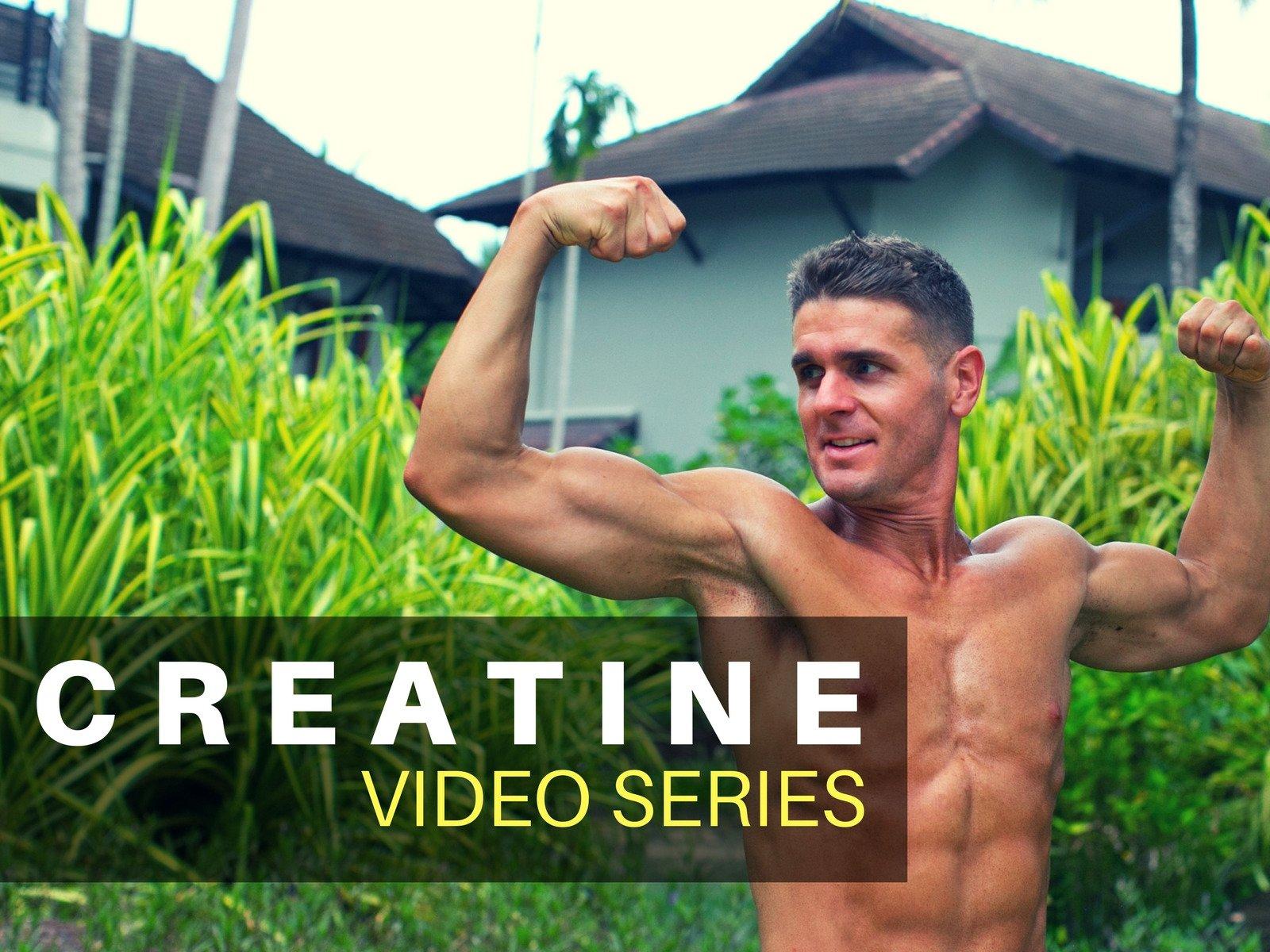 Creatine Video Series - Season 1