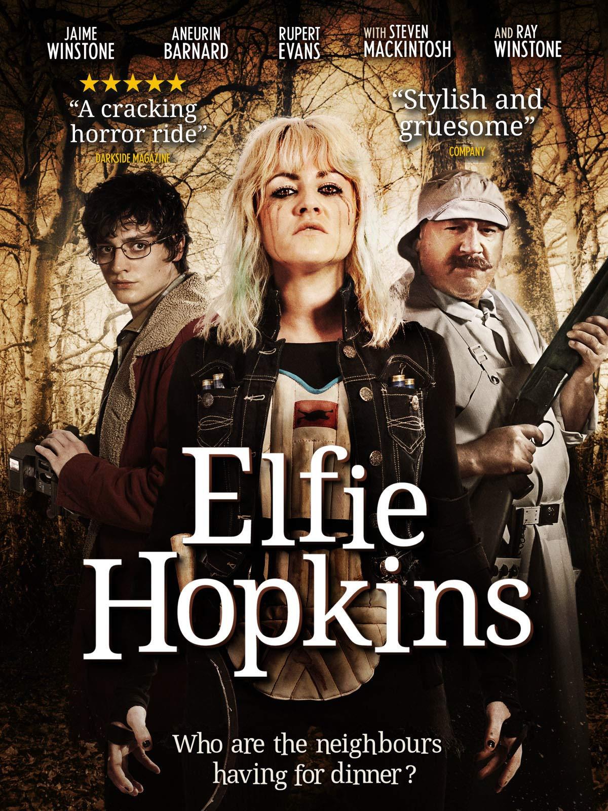 Elfie Hopkins on Amazon Prime Video UK