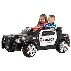 Charger Police Car 12V