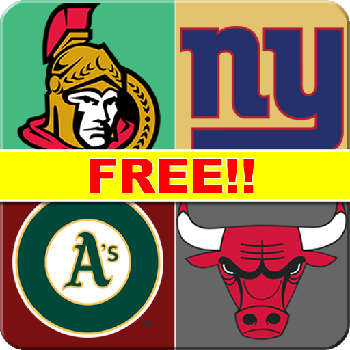 Logo Quiz - NFL NHL MLB NBA MLS Free!