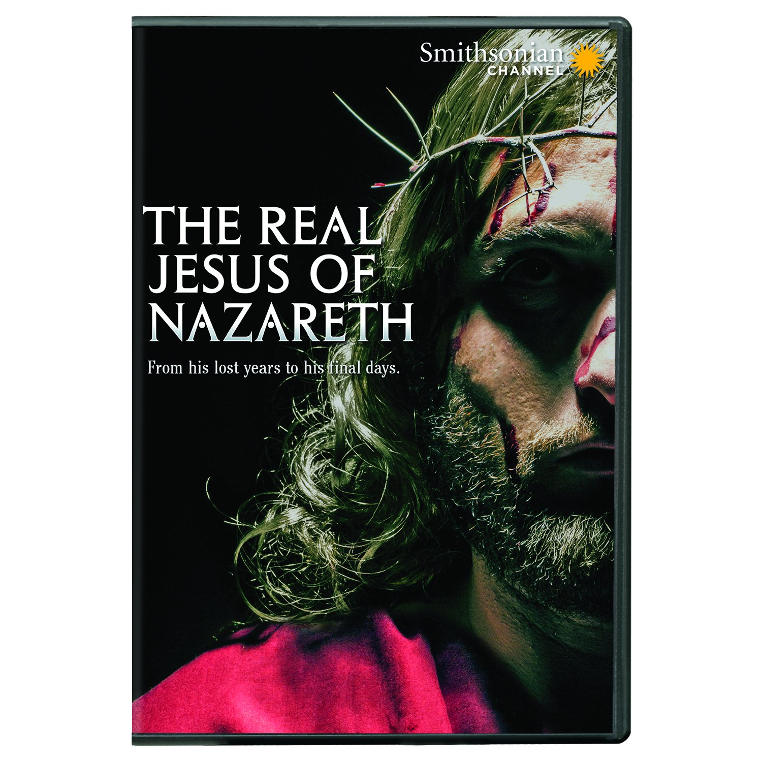 Book Cover: Smithsonian: The Real Jesus of Nazareth