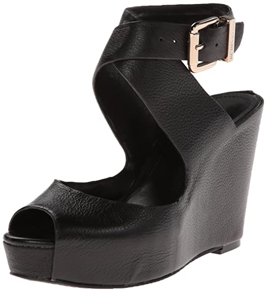 Women's Famous BCBGeneration WoTevos Wedge Sandal Clearance Outlet Multicolor Available