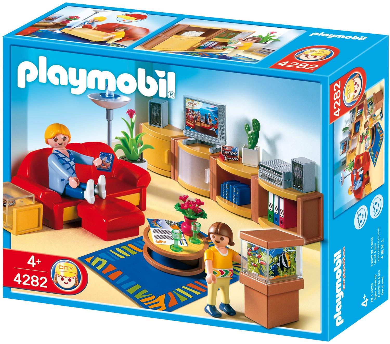 cuisine quip e playmobil 4283. Black Bedroom Furniture Sets. Home Design Ideas