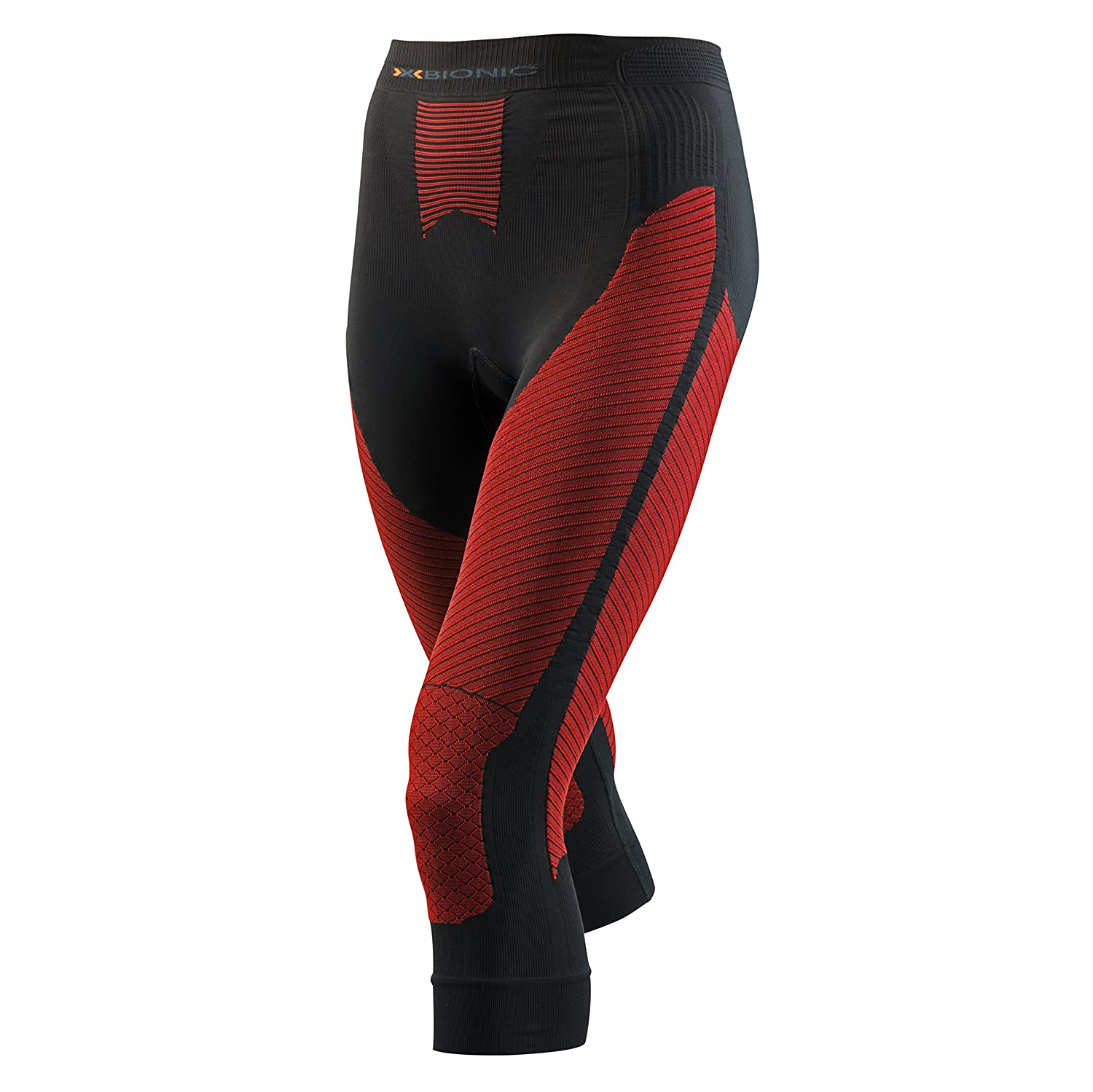 X-Bionic Ski Touring Pants medium Women xI20192, stone/red