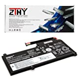 ZTHY 45N1757 45N1756 Replacement Laptop Battery For Lenovo E450 E450C E460 E460C E455 Series 3ICP7/38/65 45N1754 45N1755 11.3V 47Wh (Color: 45N1755)