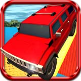 3D 4x4 Island Offroad Parking Madness Free