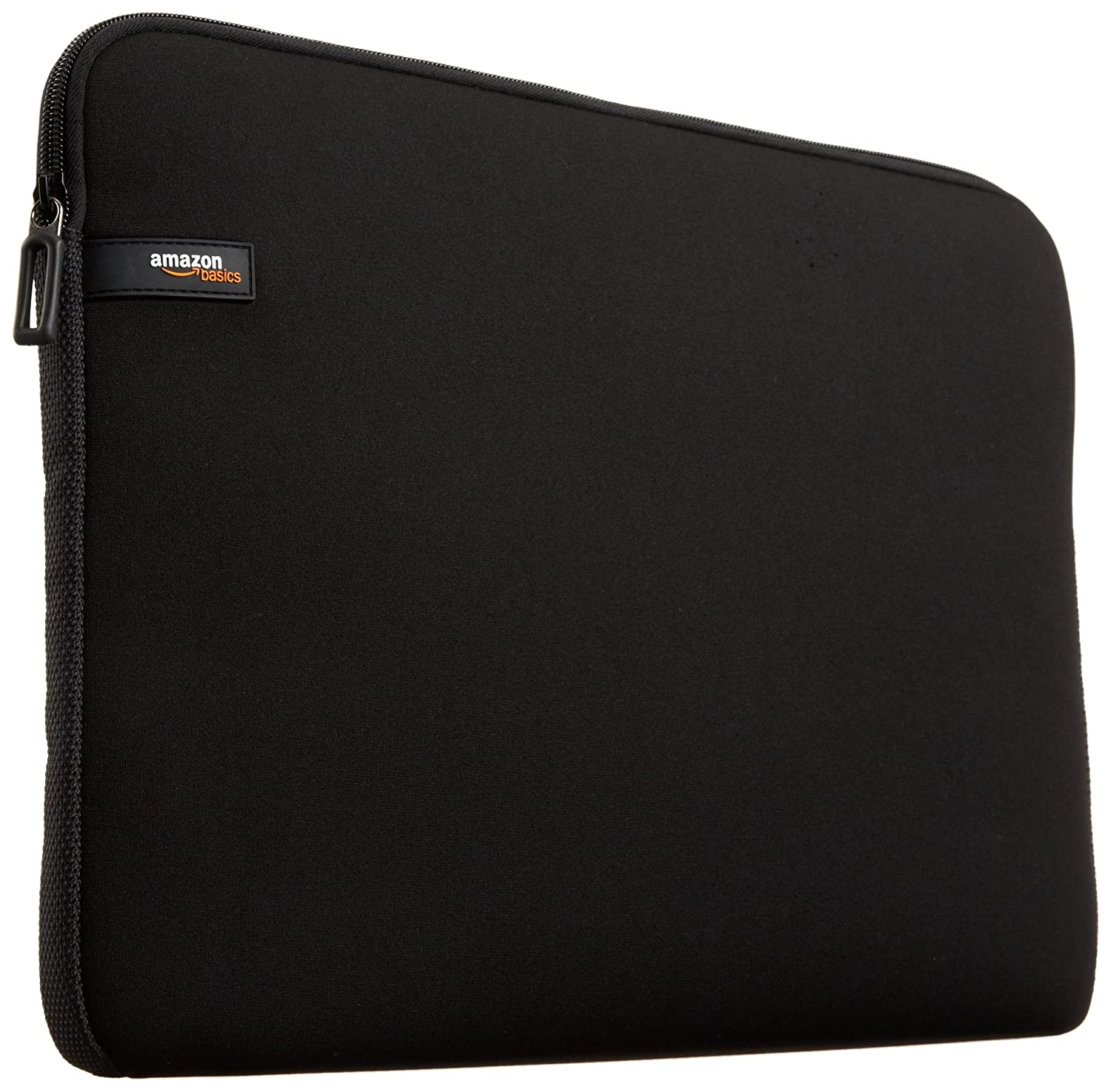 AmazonBasics - Sleeve per Laptop / MacBook Air / MacBook Pro / MacBook Pro con display Retina, 13,3 pollici, colore: Nero