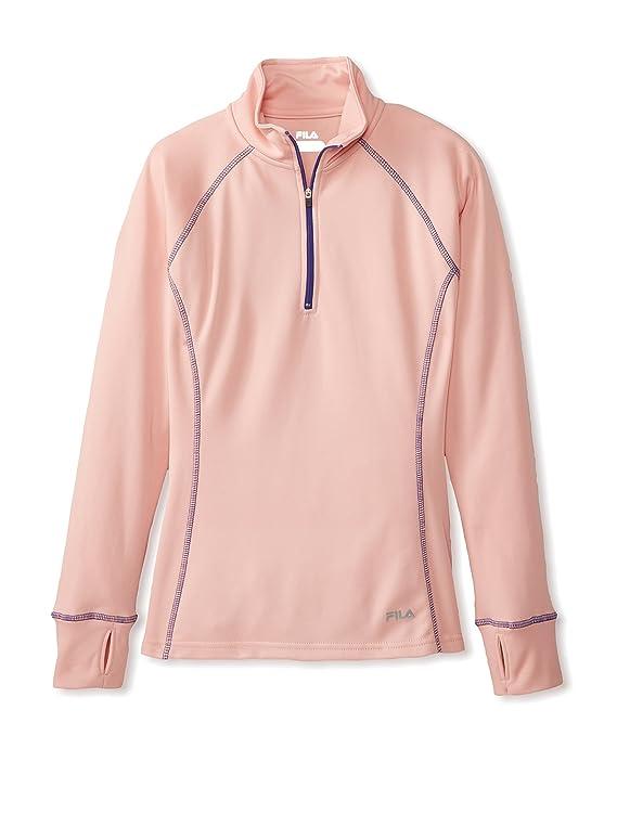 Fila Women's 1 4 Zip Comfort Athletic Shirt
