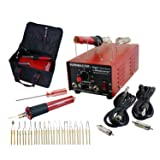 110V BURNMASTER Eagle PRO, 2-PENS, 15-Tips & Bag Set