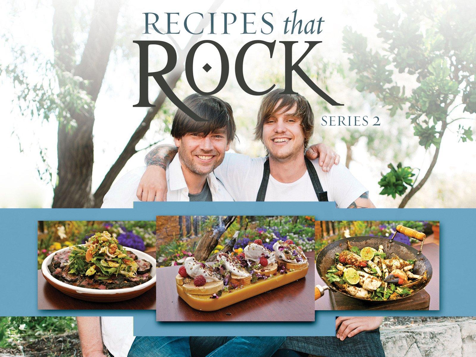 Recipes That Rock on Amazon Prime Instant Video UK