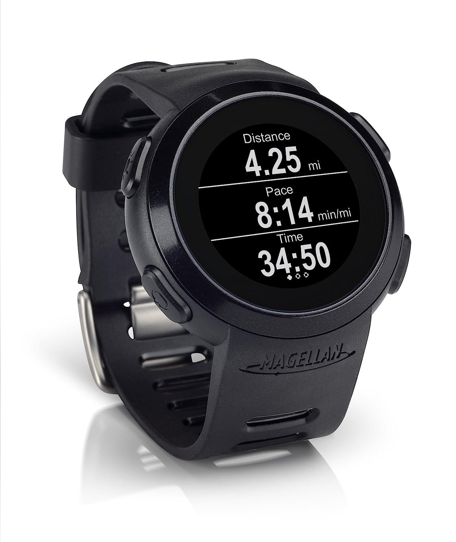 Amazon.com: Magellan Echo Smart Sports Watch (Black): GPS