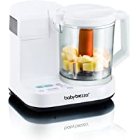 Baby Brezza Food Blender and Processor (White)