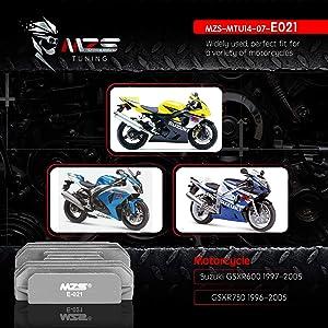 MZS Voltage Regulator Rectifier for Suzuki GSXR600 GSX-R600