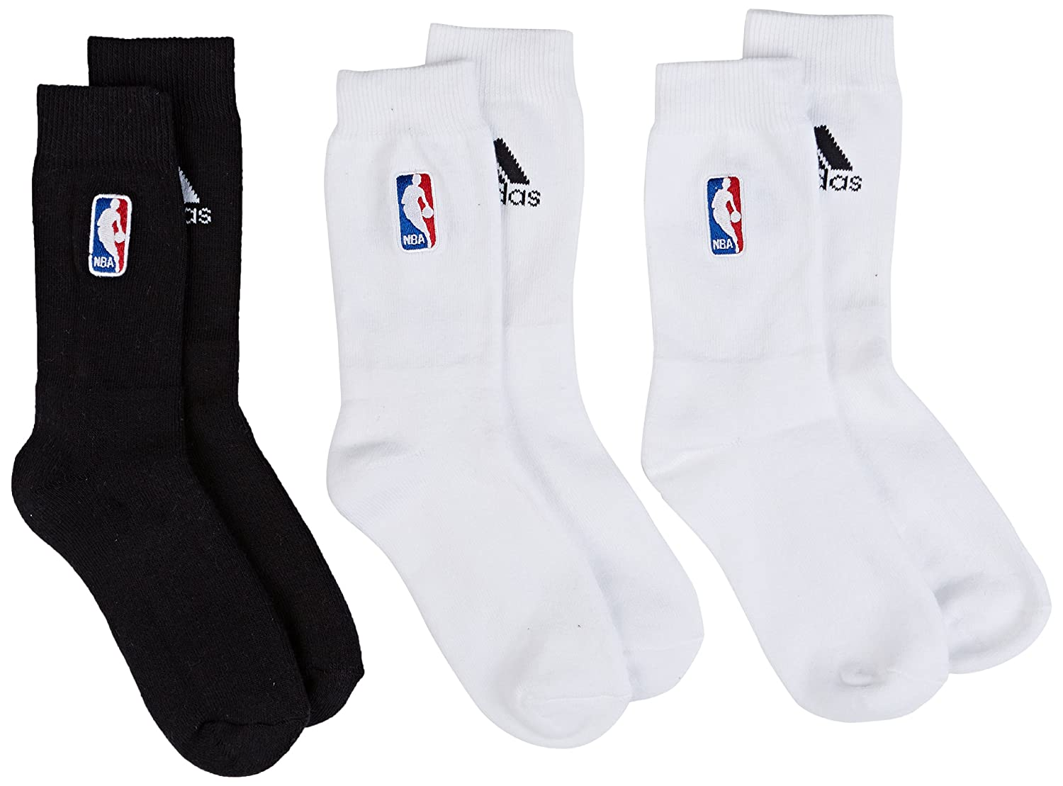 PACK DE 3 CALCETINES NBA ADIDAS