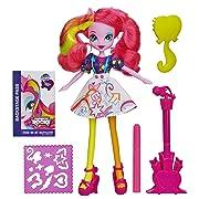My Little Pony Equestria Girls Rainbow Rocks Pinkie Pie Doll with Guitar