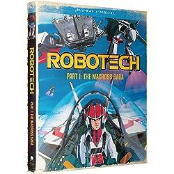 RoboTech: Part 1 - The Macross Saga [Blu-ray]