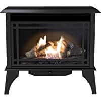 Pleasant Hearth Vent-Free 30000 BTU Dual Fuel Stove