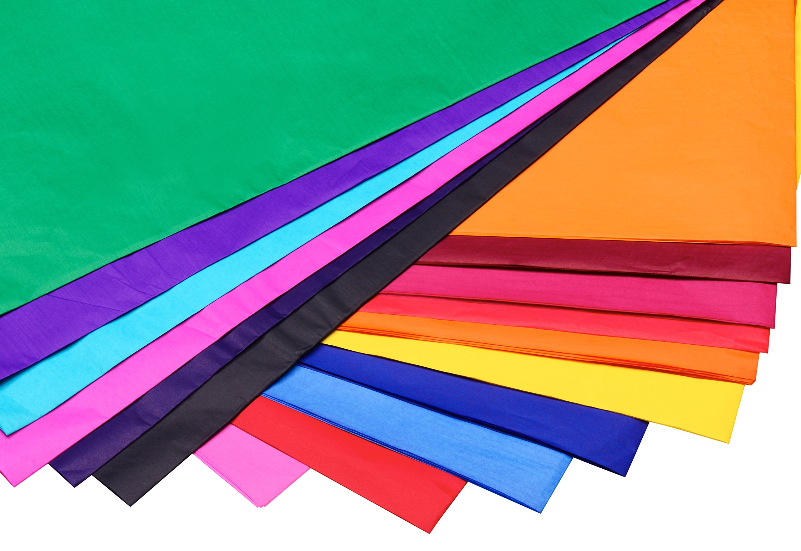 colored tissue paper cheap