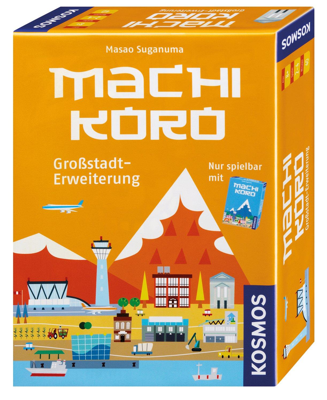 KOSMOS 692568 – Machi Koro, Großstadt Erweiterung online kaufen