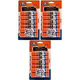 Elmer's Washable Disappearing Purple School Glue Sticks, 0.21 Oz, Pack of 6 + 2 Bonus Sticks Pack of 3
