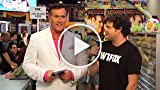 Burn Notice: The Fall Of Sam Axe - Featurette:Comic-Con...