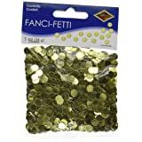Beistle 50620-GD Fanci-Fetti Dots Party Decorations