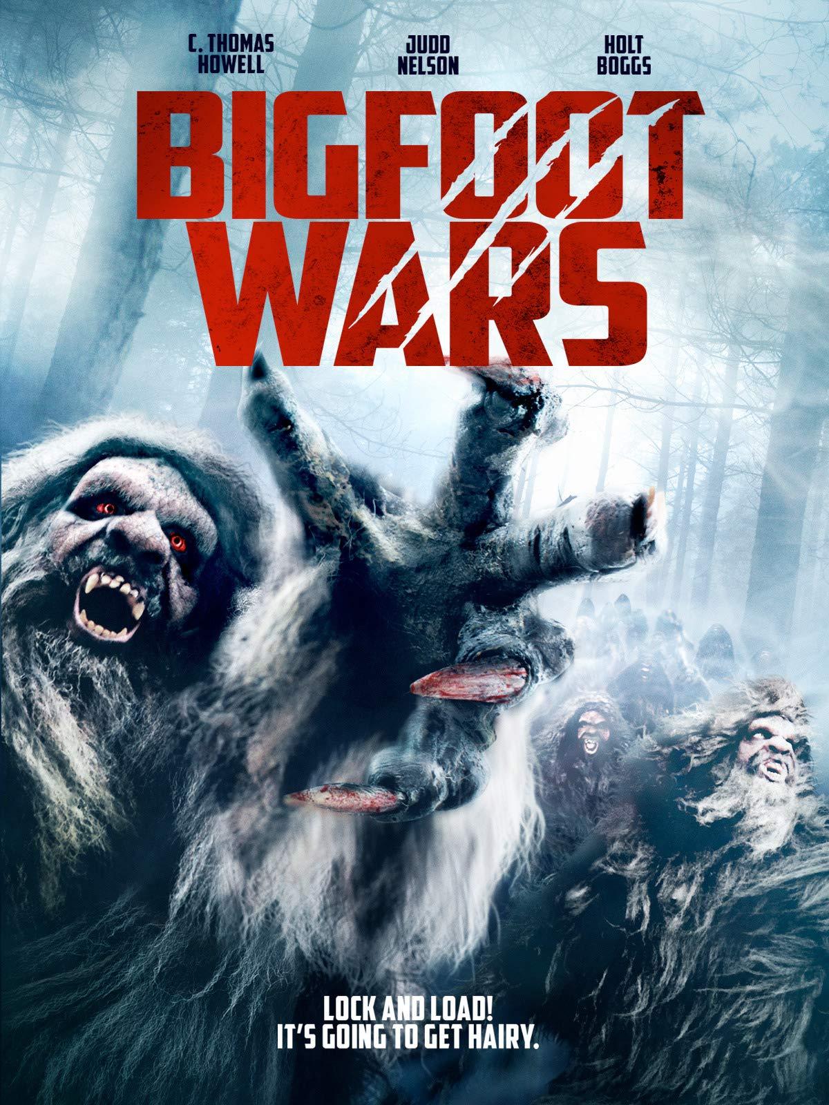 Bigfoot Wars on Amazon Prime Video UK