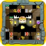 Angry Temple : Clash Of Vikings
