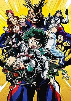 僕のヒーローアカデミア Vol.1 [Blu-ray]