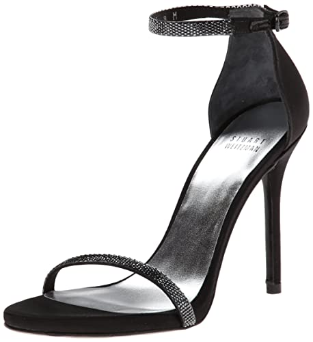 Stuart Weitzman Women's Twinkle Dress Sandal - high heels - shoes women - stilettos
