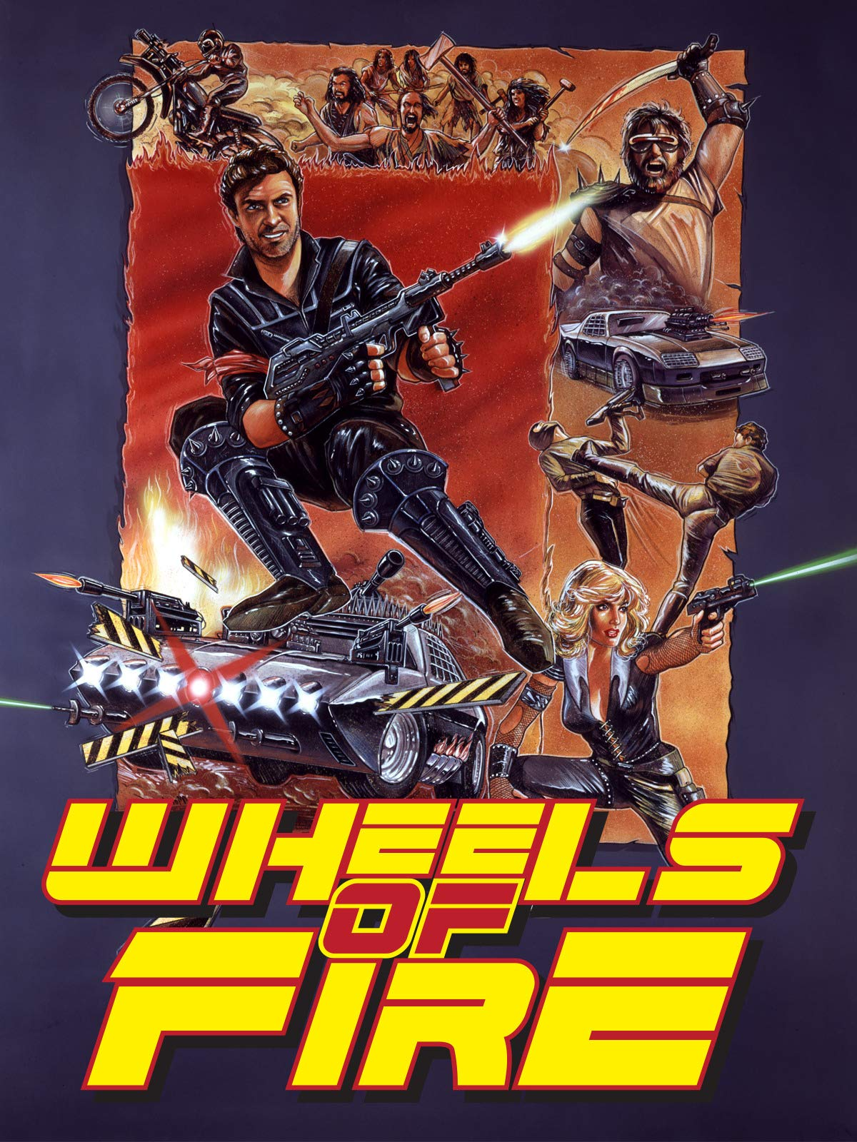 Wheels Of Fire on Amazon Prime Instant Video UK