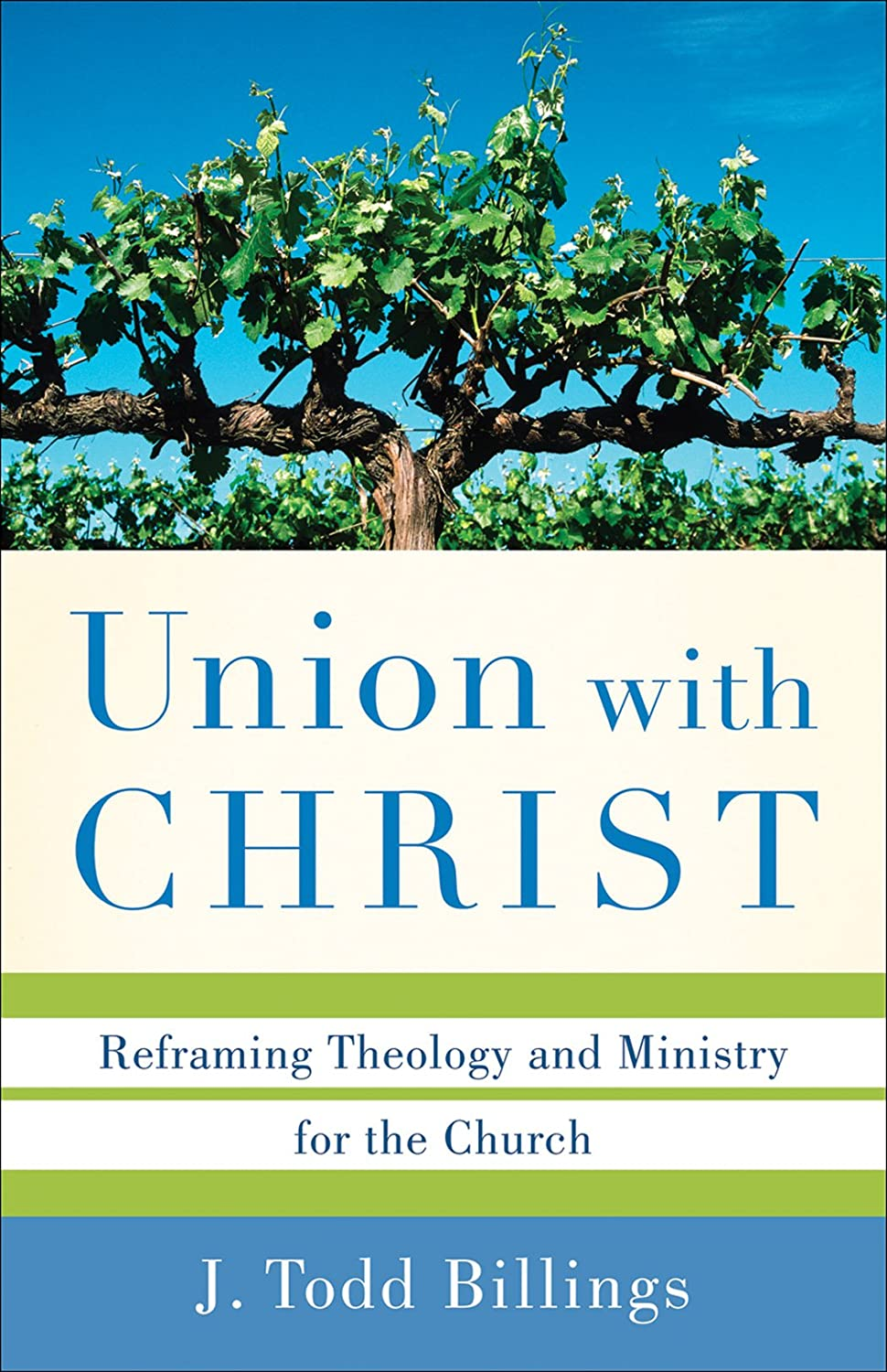 Union with Christ front cover