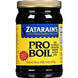 Zatarain's The Ultimate Crawfish, Shrimp & Crab Boil Pro Boil, 53 oz