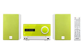 X-CM35BT pioneer système micro hifi 2 x 15 w, bluetooth, nFC, uSB, cD avant streaming application)