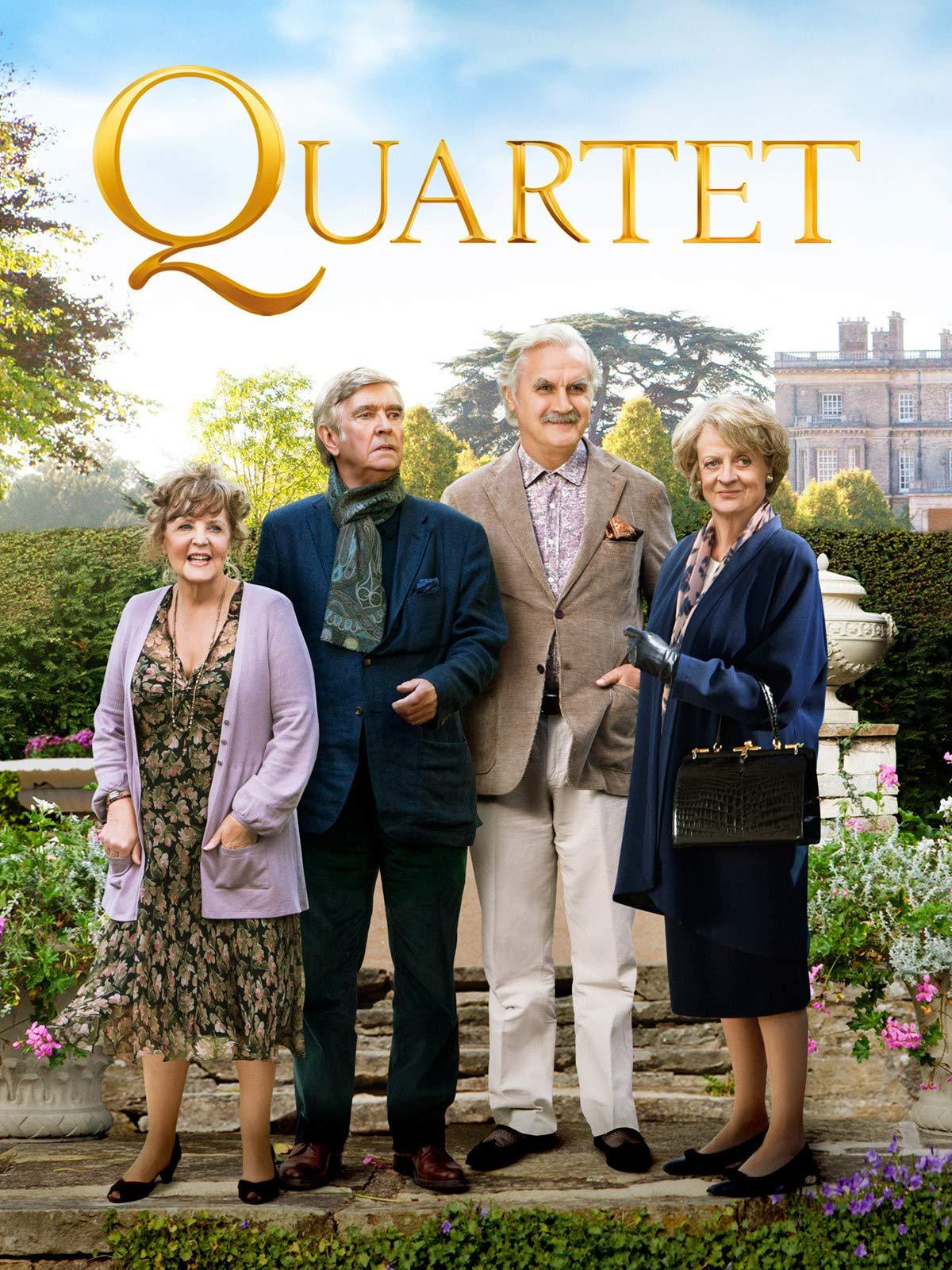 Quartet on Amazon Prime Video UK