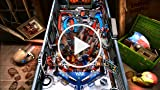 CGR Trailers - MARVEL PINBALL Civil War Table Trailer